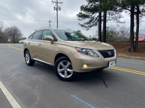 2010 Lexus RX 350 for sale at THE AUTO FINDERS in Durham NC