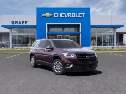 2021 Chevrolet Traverse for sale at GRAFF CHEVROLET BAY CITY in Bay City MI