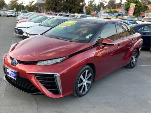 2018 Toyota Mirai for sale at AutoDeals in Hayward CA