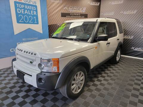 2008 Land Rover LR3 for sale at X Drive Auto Sales Inc. in Dearborn Heights MI