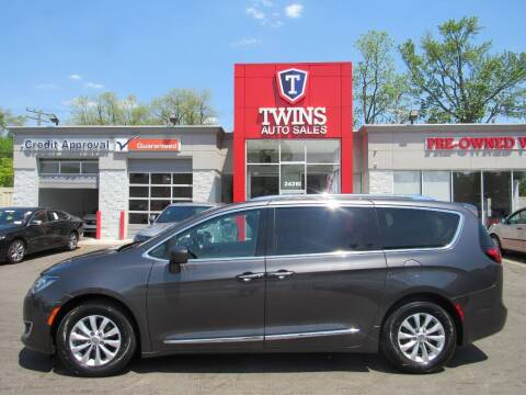 2018 Chrysler Pacifica for sale at Twins Auto Sales Inc in Detroit MI