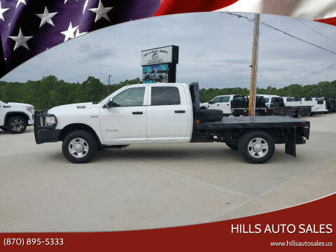 2019 RAM Ram Chassis 3500 for sale at Hills Auto Sales in Salem AR