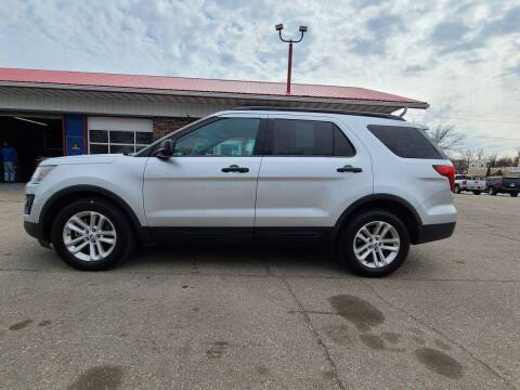 2016 Ford Explorer for sale at Twin City Motors in Grand Forks ND