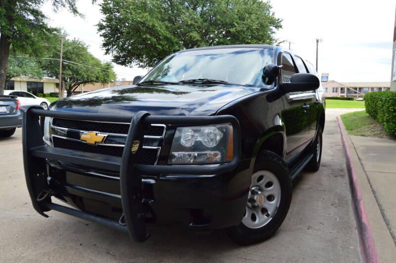 2014 Chevrolet Tahoe for sale at E-Auto Groups in Dallas TX