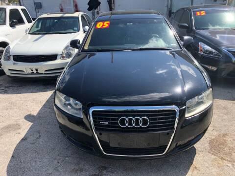2005 Audi A8 L for sale at Auction Direct Plus in Miami FL