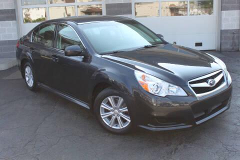 2011 Subaru Legacy for sale at Dan Paroby Auto Sales in Scranton PA