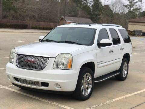 2007 GMC Yukon for sale at Two Brothers Auto Sales in Loganville GA