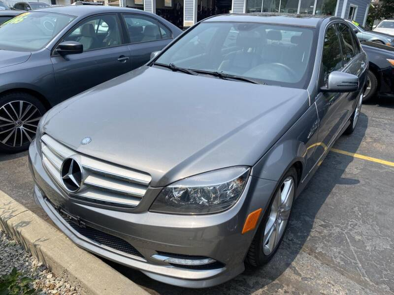 2011 Mercedes-Benz C-Class for sale at CLASSIC MOTOR CARS in West Allis WI
