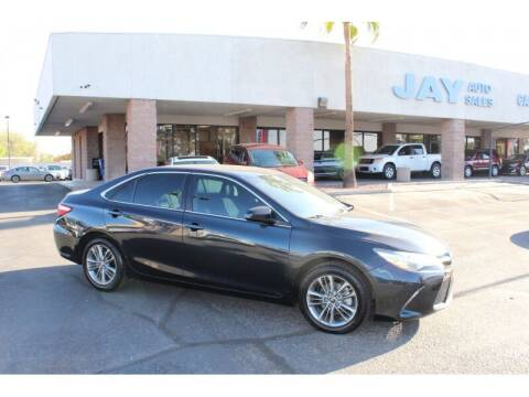 2016 Toyota Camry for sale at Jay Auto Sales in Tucson AZ