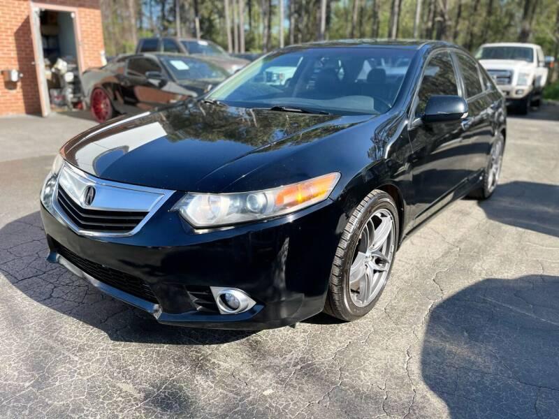 2012 Acura TSX for sale at Magic Motors Inc. in Snellville GA