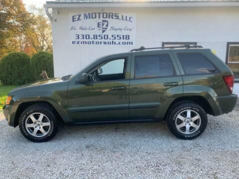 2008 Jeep Grand Cherokee for sale at EZ Motors in Deerfield OH