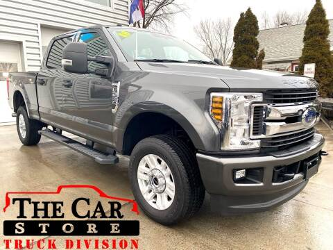 2018 Ford F-250 Super Duty for sale at The Car Store Inc in Albany NY