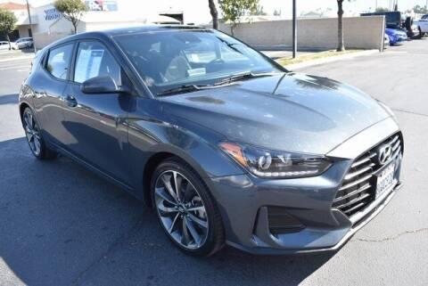 2019 Hyundai Veloster for sale at DIAMOND VALLEY HONDA in Hemet CA