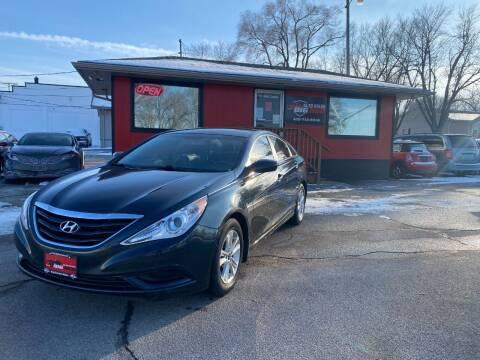 2012 Hyundai Sonata for sale at Big Red Auto Sales in Papillion NE