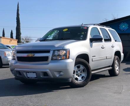2013 Chevrolet Tahoe for sale at LUGO AUTO GROUP in Sacramento CA