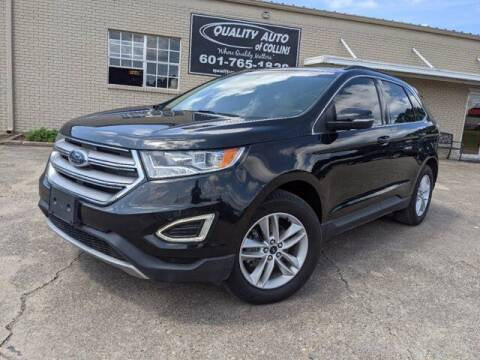 2015 Ford Edge for sale at Quality Auto of Collins in Collins MS