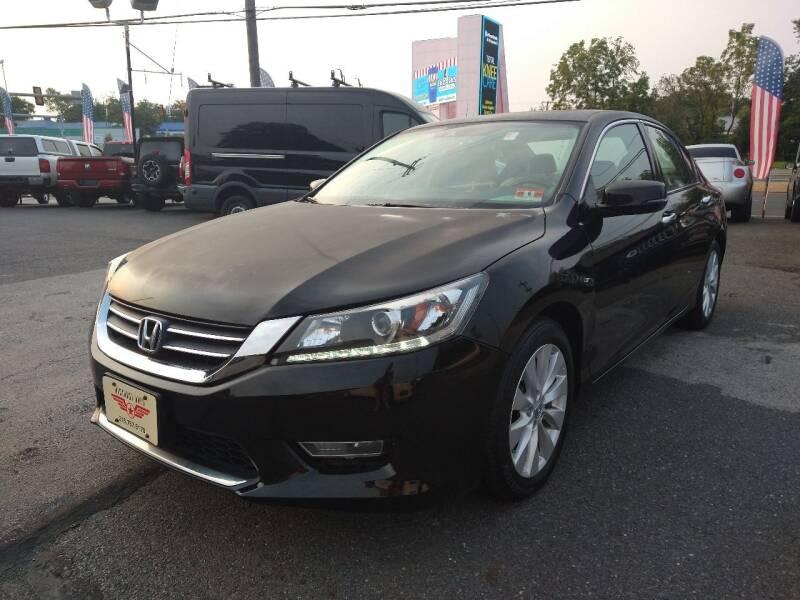 2013 Honda Accord for sale at P J McCafferty Inc in Langhorne PA