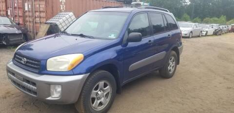2003 Toyota RAV4 for sale at Central Jersey Auto Trading in Jackson NJ