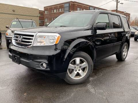 2012 Honda Pilot for sale at Samuel's Auto Sales in Indianapolis IN