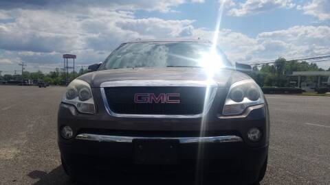 2011 GMC Acadia for sale at Wrightstown Auto Sales LLC in Wrightstown NJ