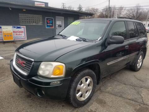 2003 GMC Envoy for sale at D & D All American Auto Sales in Mt Clemens MI