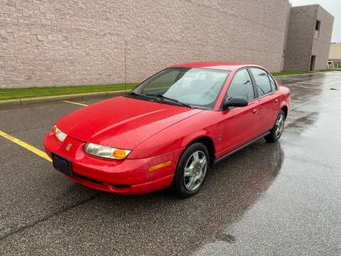2001 Saturn S-Series for sale at JE Autoworks LLC in Willoughby OH