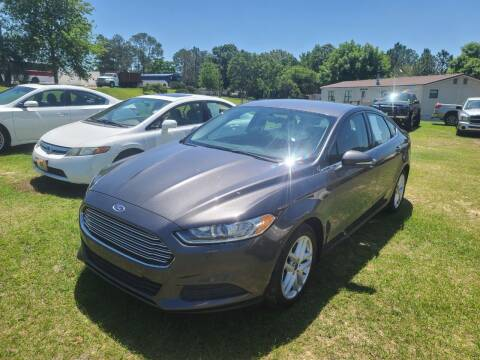2015 Ford Fusion for sale at Lakeview Auto Sales LLC in Sycamore GA