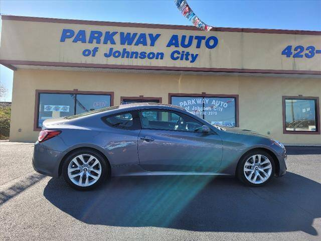 2014 Hyundai Genesis Coupe for sale at PARKWAY AUTO SALES OF BRISTOL - PARKWAY AUTO JOHNSON CITY in Johnson City TN