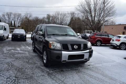 2006 Nissan Armada for sale at Atlas Auto in Grand Forks ND