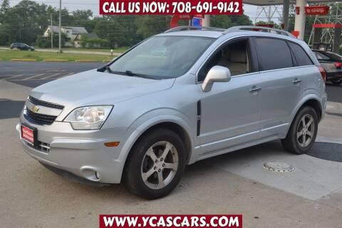 2013 Chevrolet Captiva Sport for sale at Your Choice Autos - Crestwood in Crestwood IL