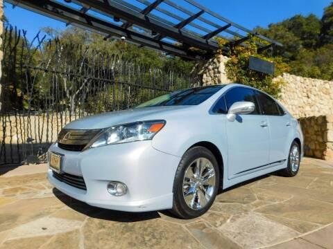 2010 Lexus HS 250h for sale at Milpas Motors in Santa Barbara CA