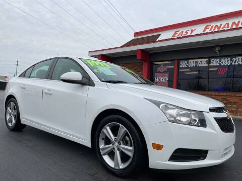 2014 Chevrolet Cruze for sale at Premium Motors in Louisville KY