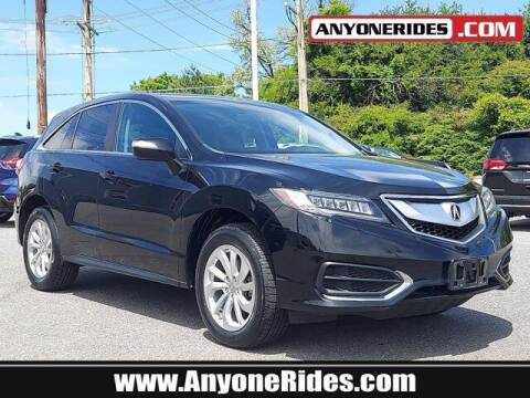 2017 Acura RDX for sale at ANYONERIDES.COM in Kingsville MD