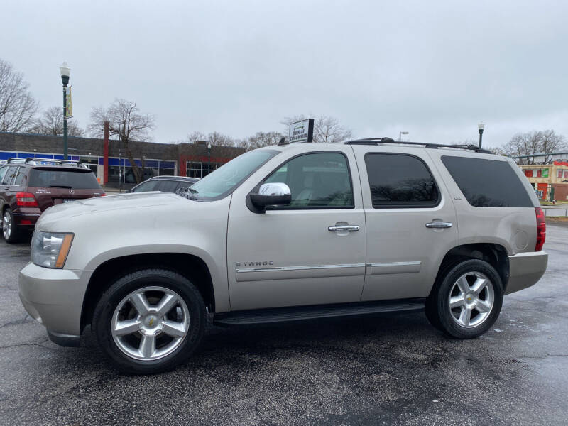 2009 Chevrolet Tahoe for sale at BWK of Columbia in Columbia SC