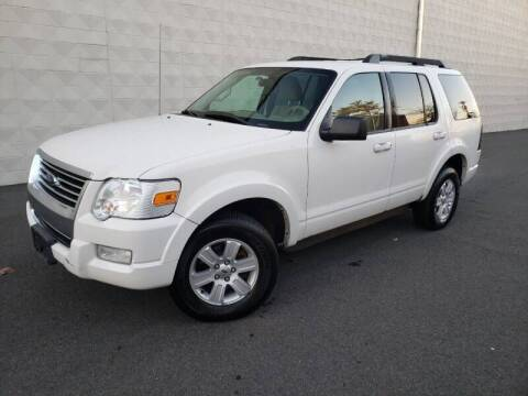 2010 Ford Explorer for sale at Millennium Auto Group in Lodi NJ