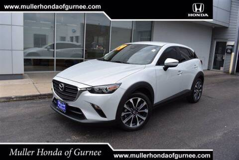 2019 Mazda CX-3 for sale at RDM CAR BUYING EXPERIENCE in Gurnee IL