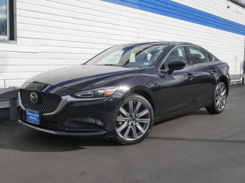 2020 Mazda MAZDA6 for sale at The Yes Guys in Portsmouth NH