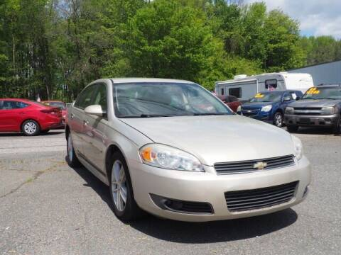 2009 Chevrolet Impala for sale at Budget Auto Sales & Services in Havre De Grace MD