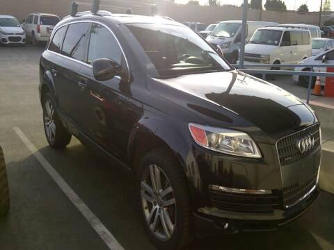 2008 Audi Q7 for sale at WDAS in Lennox CA