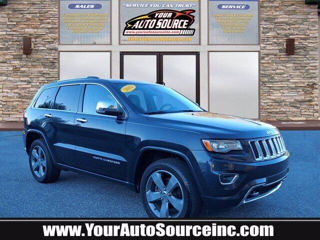 2014 Jeep Grand Cherokee for sale at Your Auto Source in York PA