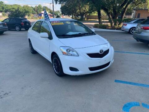 2012 Toyota Yaris for sale at Twin Motors in Austin TX