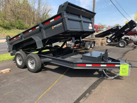 Belmont DT8112-12K for sale at Smart Choice 61 Trailers in Shoemakersville PA