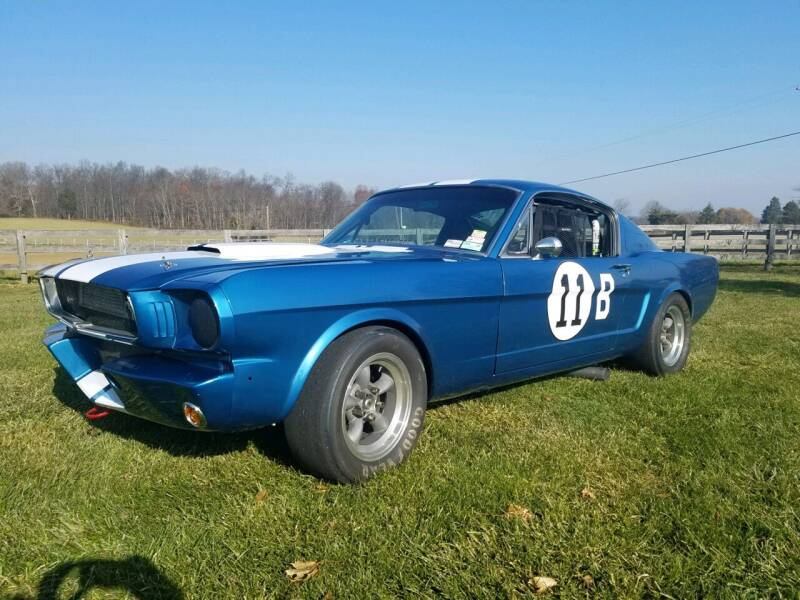 1965 Ford Mustang for sale at Kent Auto Group in Woodsboro MD