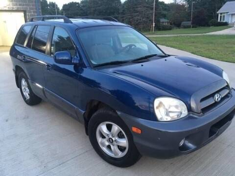 2006 Hyundai Santa Fe for sale at Bam Motors in Dallas Center IA