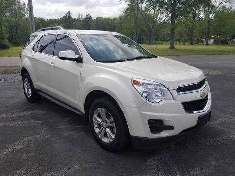 2013 Chevrolet Equinox for sale at Ridgeway's Auto Sales in West Frankfort IL
