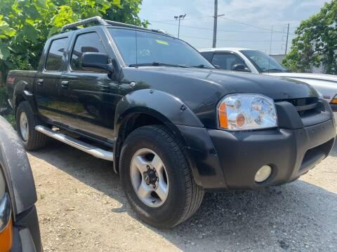 2001 Nissan Frontier for sale at Philadelphia Public Auto Auction in Philadelphia PA