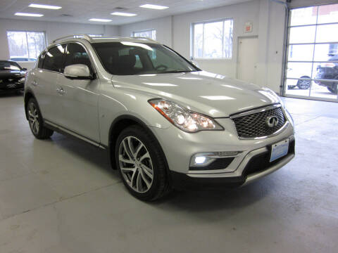 2017 Infiniti QX50 for sale at Brick Street Motors in Adel IA
