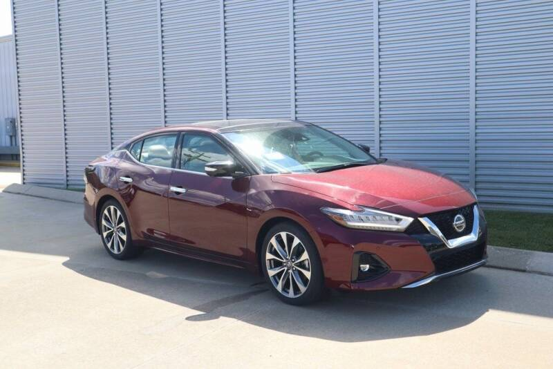2021 Nissan Maxima for sale in Picayune, MS