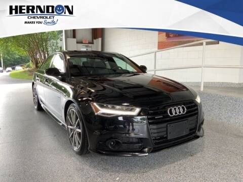 2018 Audi A6 for sale at Herndon Chevrolet in Lexington SC