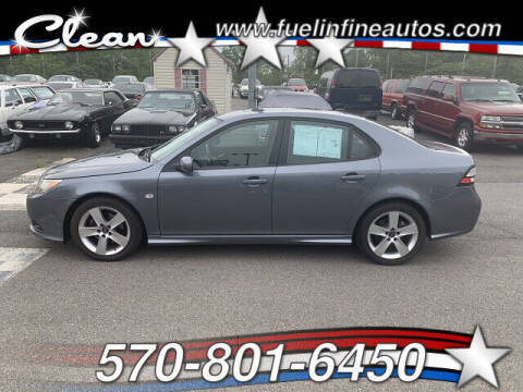 2009 Saab 9-3 for sale at FUELIN FINE AUTO SALES INC in Saylorsburg PA